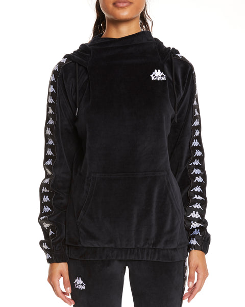 Authentic Asper Black White Sweatshirt - Front