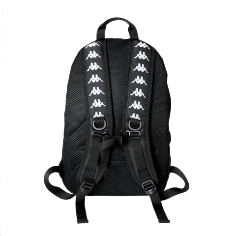 Kappa 222 Banda Astar Black White Premium Backpack