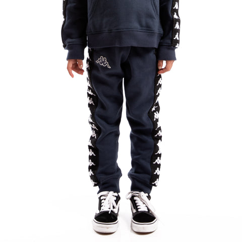 Kids Authentic 222 Banda Agrif Slim Pants Blue Marine Black