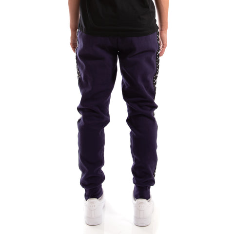Authentic Amsag Blue Greystone Black Sweatpants
