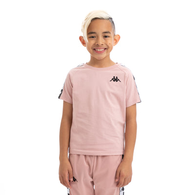Kids Authentic Archie Disney Pink Dusty Black T-Shirt