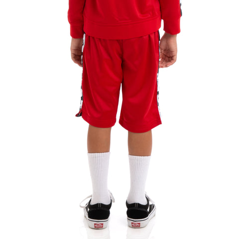 Kappa Kids Authentic Arwell Disney Red Shorts