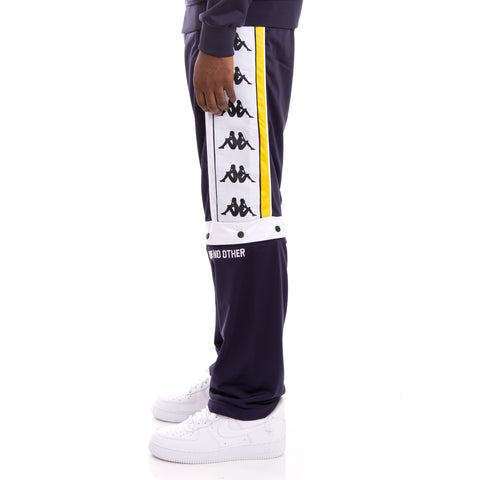 Authentic Baltas Blue Black White Trackpants
