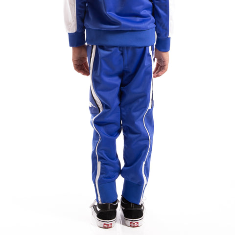 Kappa Kids Authentic 222 Banda 10 Alen Pants Blue Royal White