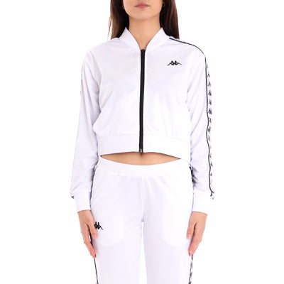 222 Banda Asber Alternating Banda Track Jacket