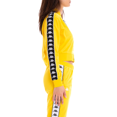222 Banda Asber Alternating Banda Yellow Black White Jacket