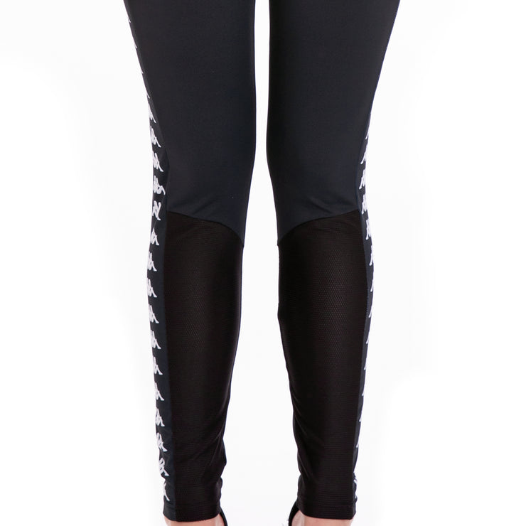 222 Banda Baiko Black White Leggings