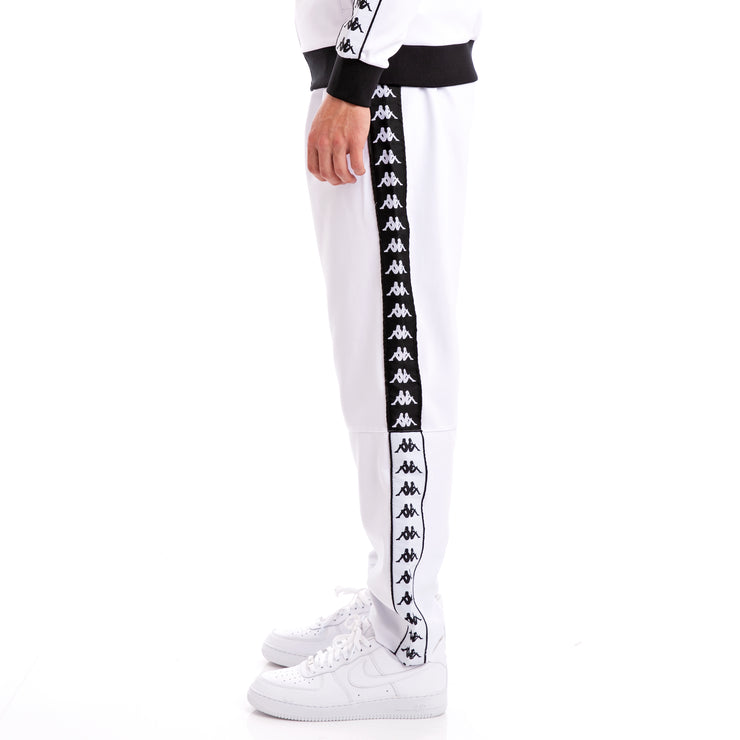1fd702c693 222 Banda Baris White Black Trousers – Kappa USA