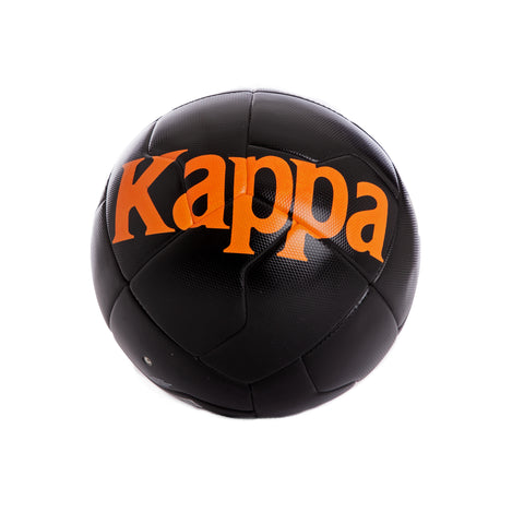 Kappa Kalcio Ayula Black Orange Soccer Ball