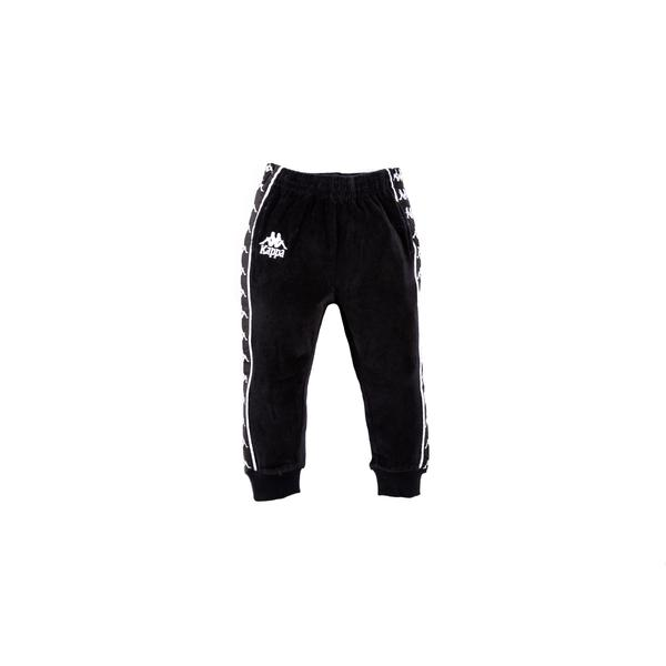 Infants Authentic 222 Banda Benetti/Ayne Tracksuit Black White