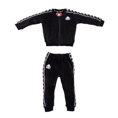 Infants Authentic 222 Banda Ayne Pants Black White - SET