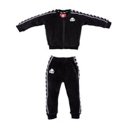 Infants Authentic 222 Banda Benetti Jacket Black White - SET