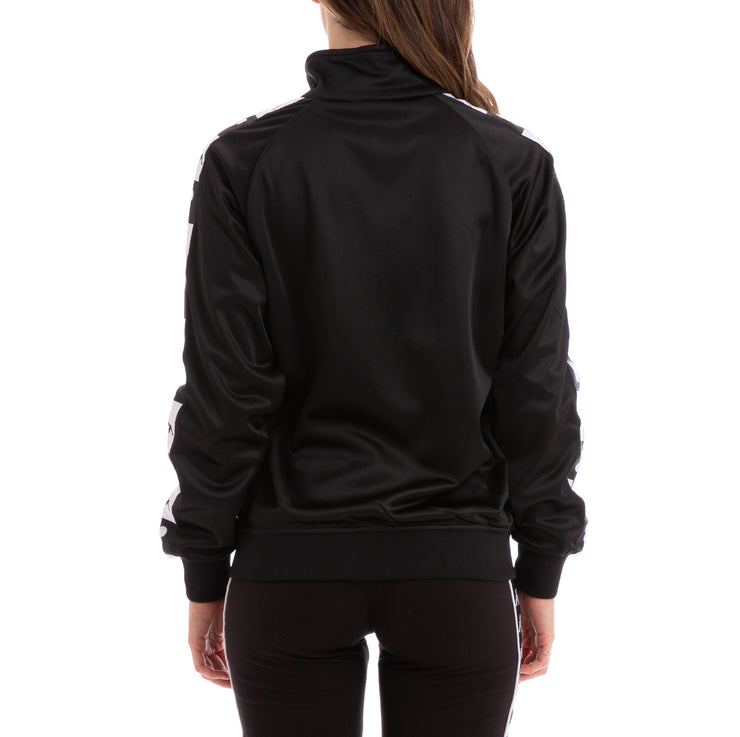Kappa Authentic Anne Disney Black Track Jacket