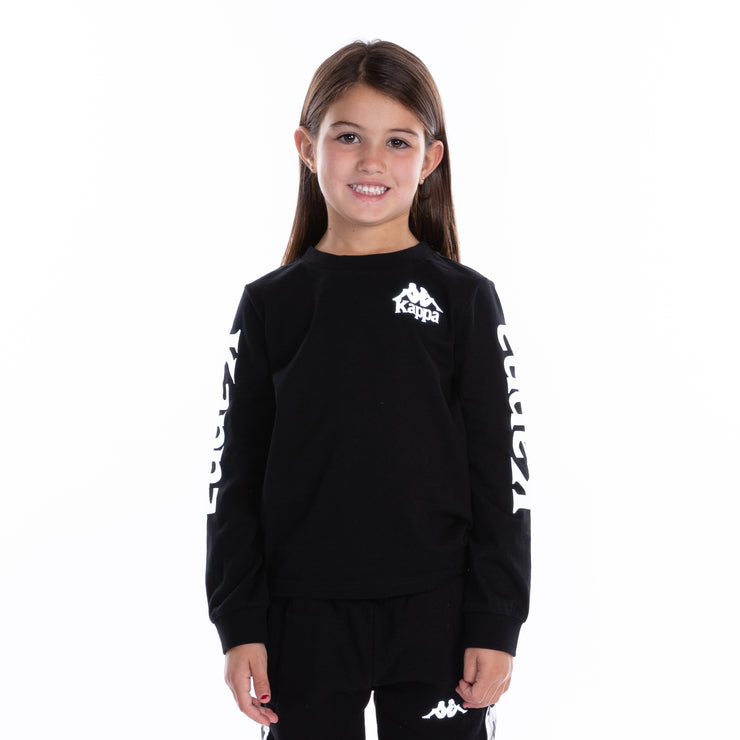 Kids Authentic Defer Reflective Long Sleeve T-Shirt
