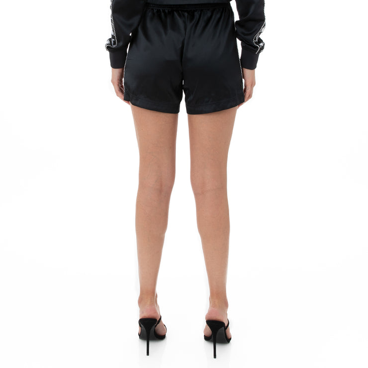 Authentic Juicy Couture Etta Shorts - Black Smoke