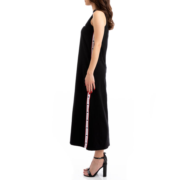 Authentic Jpn Banoy Black White Red Dress