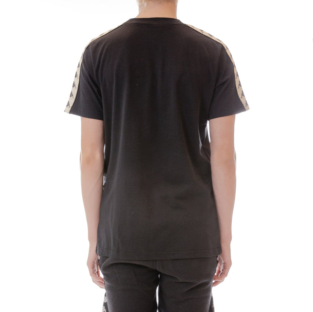 222 Banda Bekkia T-Shirt - Black Egg