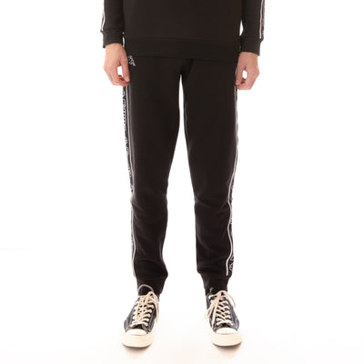 Logo Tape Anira Sweatpants - Black