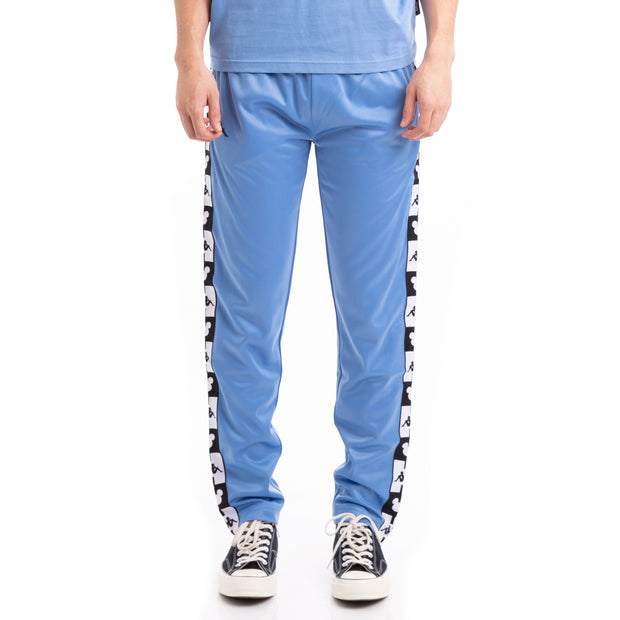 Authentic Anthony Disney Blue Pacific Black Trackpants