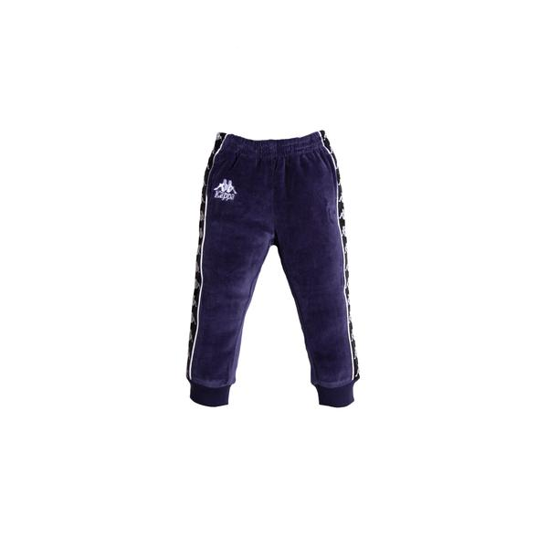 Infants Authentic 222 Banda Benetti/Ayne Tracksuit Blue Greystone Black