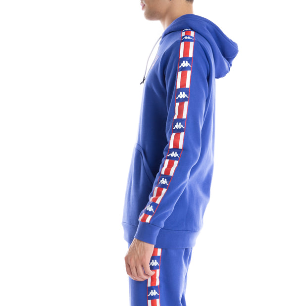Authentic LA Bartus Hoodie - Blue Blue