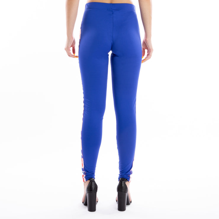 Authentic LA Baward Leggings - Blue Blue