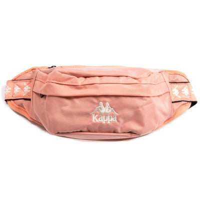 222 Banda Anais Pink White Antique Pouch Bag