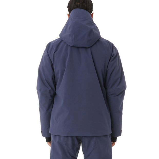 Kappa 6Cento 611p Ski Jacket - Blue Night