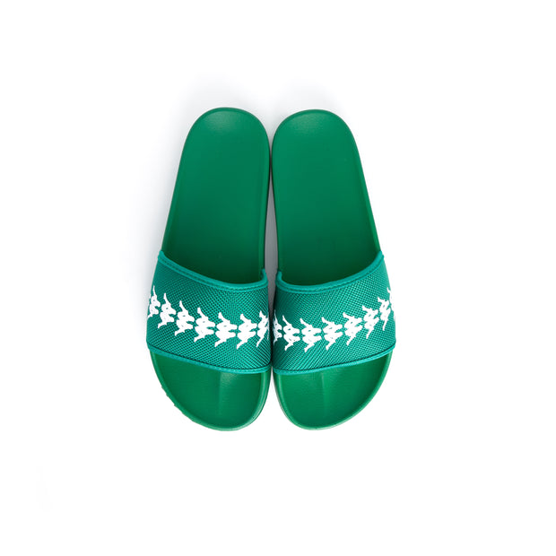 222 Banda Adam 12 Slides - Green White