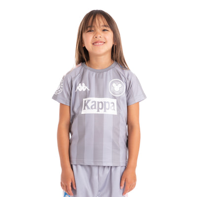 Kids Authentic Babol Disney Grey White Jersey