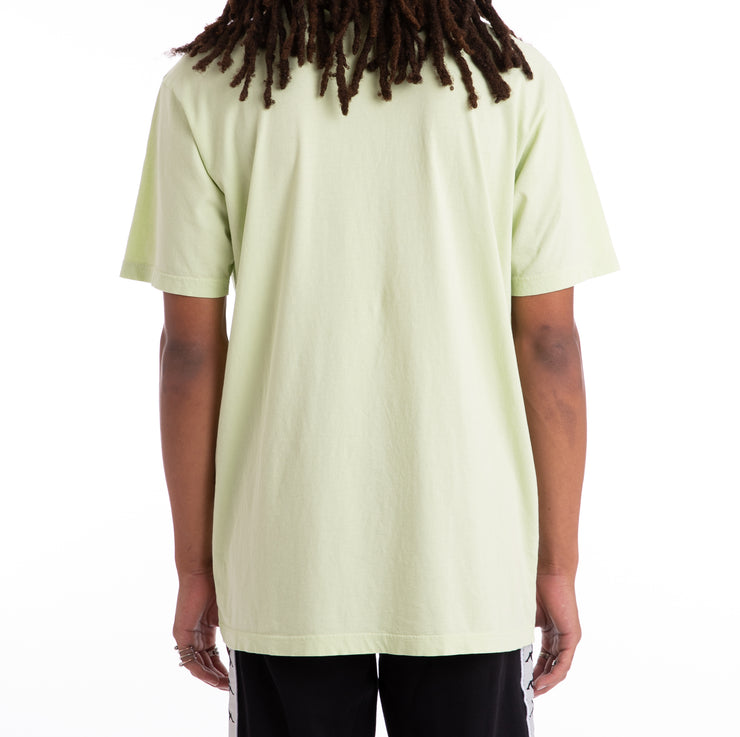 Authentic Estessi Green Black T-Shirt