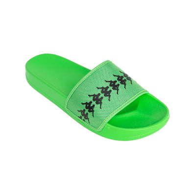 222 Banda Adam 12 Slides - Green Fluo Black