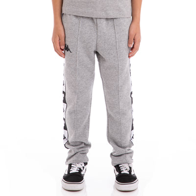 Kids Authentic Alphonso Disney Grey Md Mel Black Sweatpants