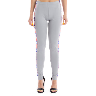 Authentic LA Baward Leggings - Grey Flint Blue