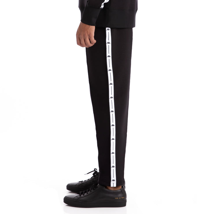Authentic Jpn Biso Black White Trousers
