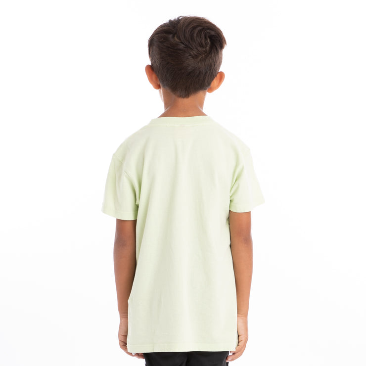Kids Authentic Estessi Green Black T-Shirt