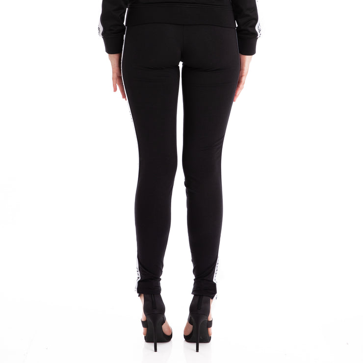 Logo Tape Arivo Black Leggings