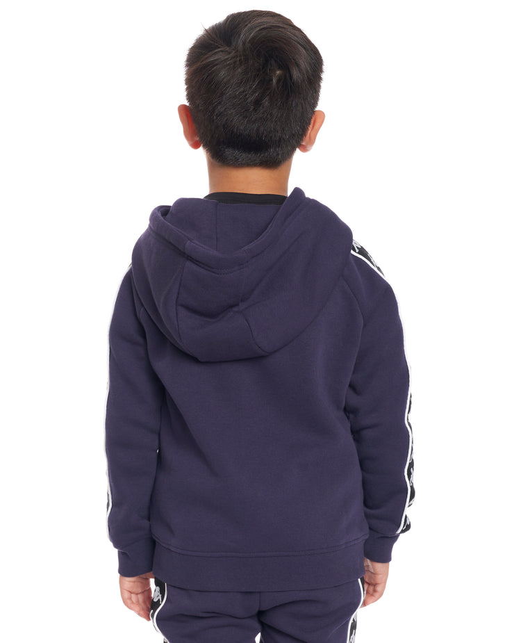 Kids Authentic 222 Banda Hurtado Sweatshirt Blue Greystone Black
