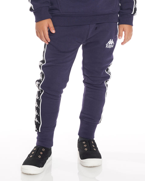 Kids Authentic 222 Banda Alan Pants Blue Greystone Black