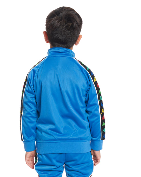 Kids Authentic 222 Banda Anniston Slim Jacket Blue France White
