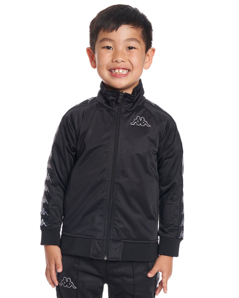Kids Authentic 222 Banda Anniston Slim Jacket Black Grey
