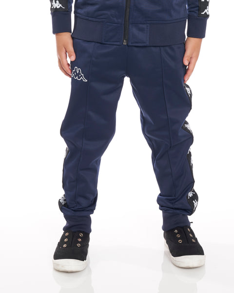 Kids Authentic 222 Banda Rastoria Slim Pants Blue Marine Black