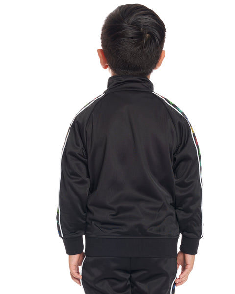 Kids Authentic 222 Banda Anniston Slim Jacket BlackRed