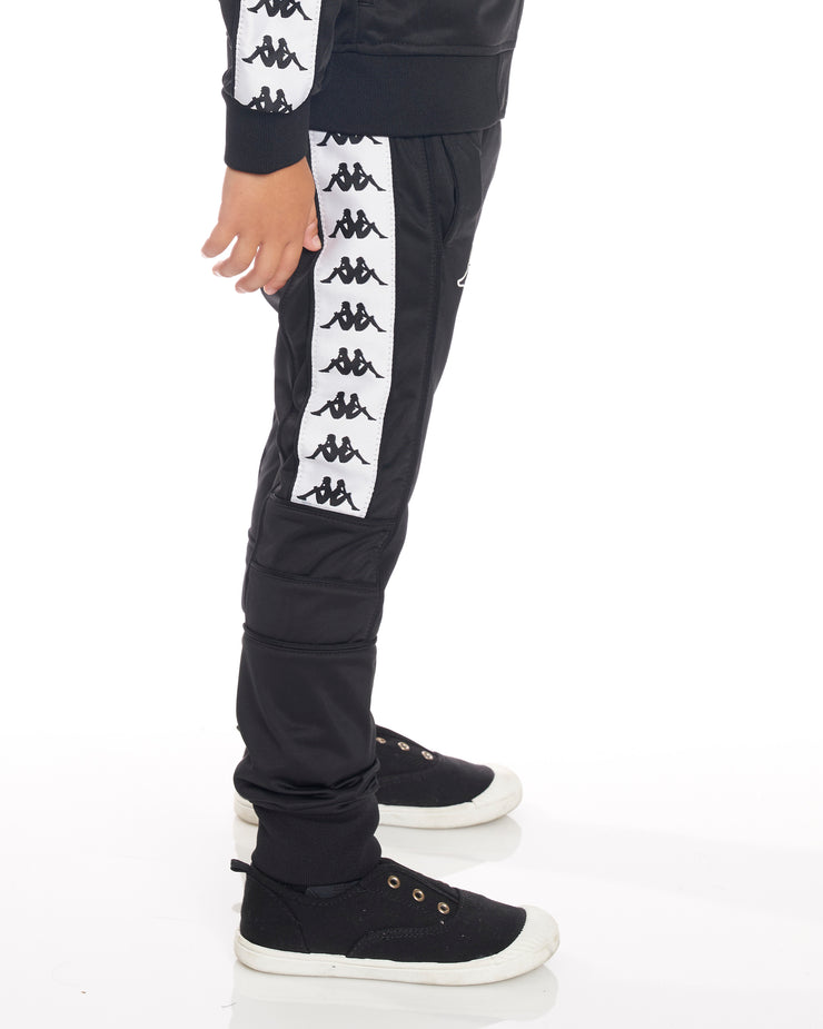 Kids Authentic 222 Banda Mems Slim Pants BlackWhite