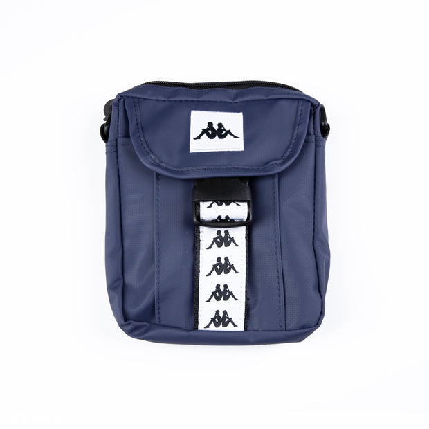 222 Banda Baltuc Crossbody Bag Blue Marine White Black