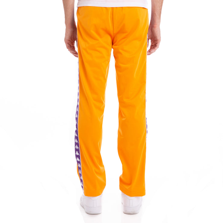 222 Banda Astoriazz Trackpants Orange Violet Purple