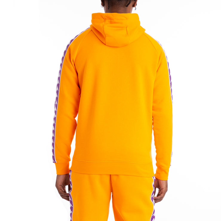 222 Banda Hurtado Hoodie Orange Purple