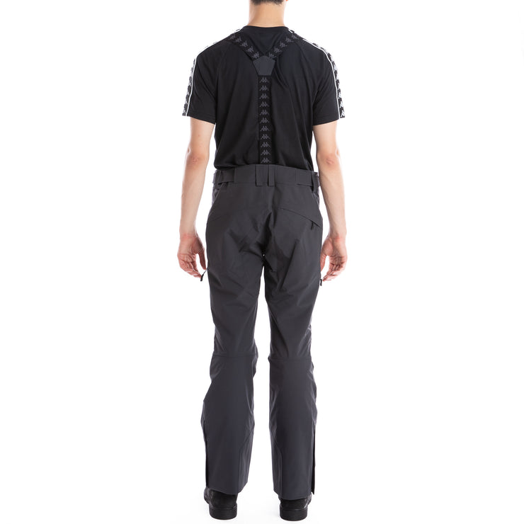 6Cento 622 Fz Ski Pants - Black Lt