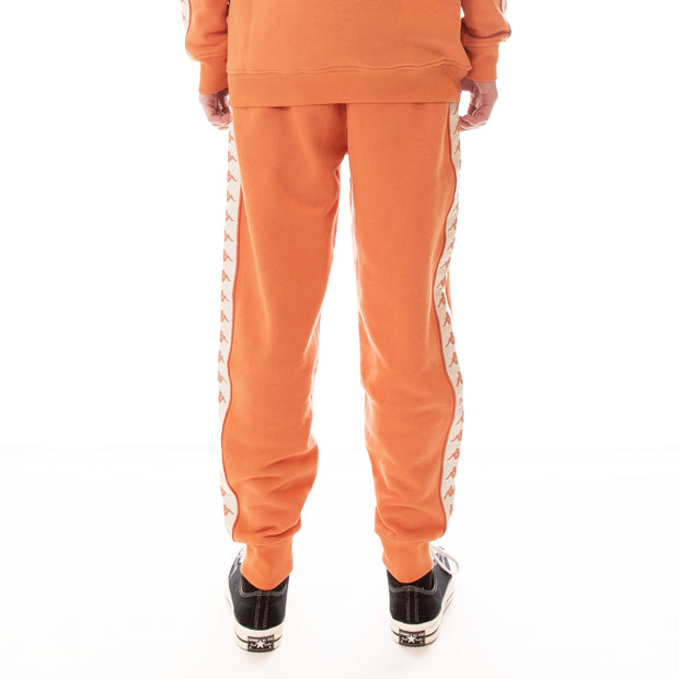 222 Banda Buntu Sweatpants - Orange Egg