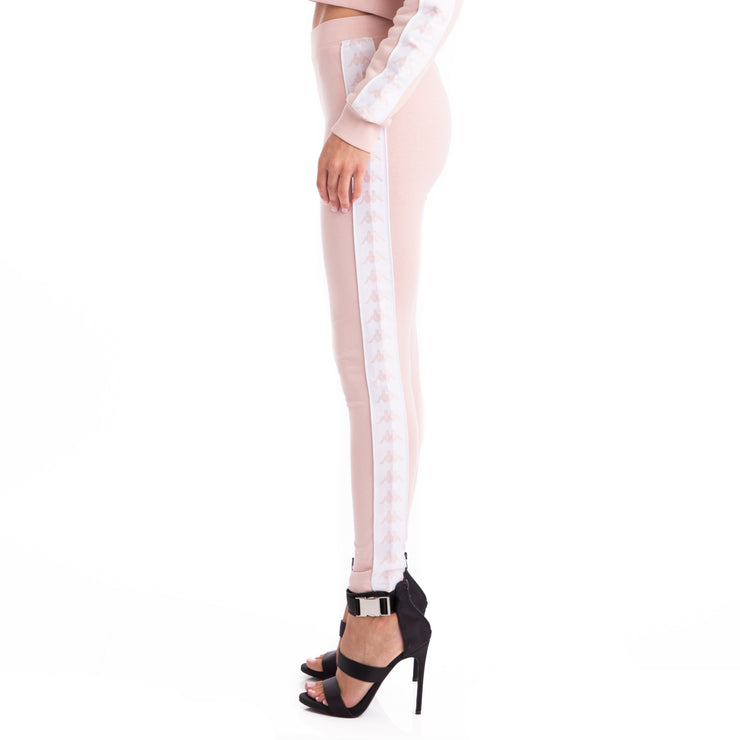 222 Banda Anen Leggings Pink White